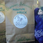 Organic Moontime Magick w/ Vitex Berries Herbal Blend