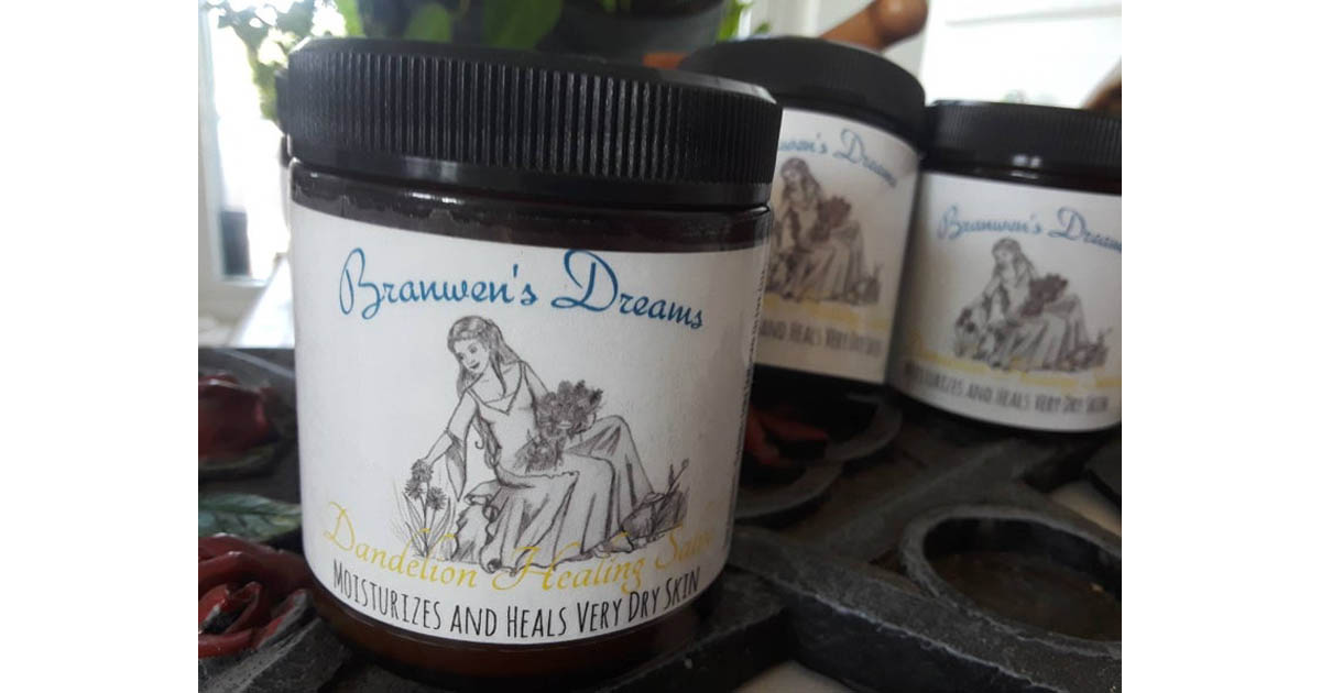 Dandelion Salve – Organic and all Natural