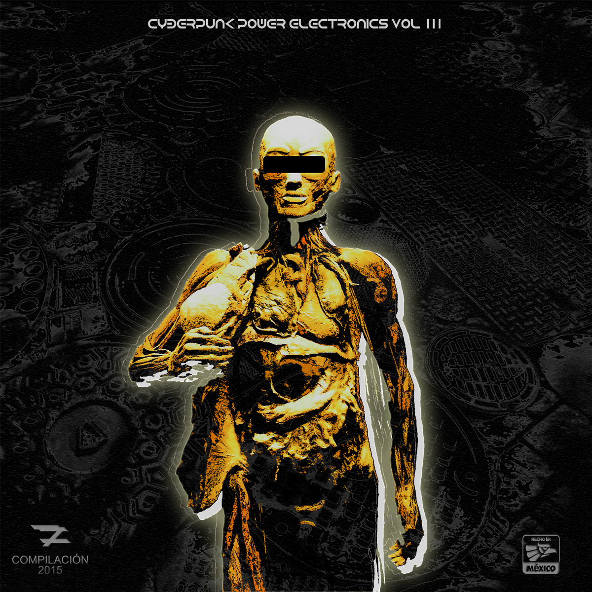 Zoonosis Cyberpunk Power Electronics Vol III