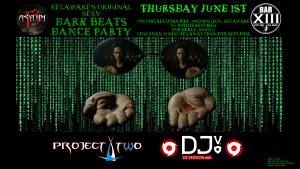 Bar 13 Matrix Style Thursday June 1st 2017