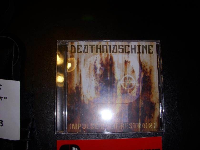 Deathmaschine Indoctrination Kit - PHOTO #4